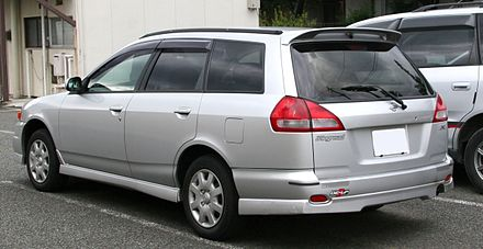 Nissan Wingroad III (Y12) 2005 - now Station wagon 5 door #8