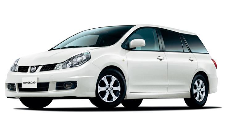 Nissan Wingroad III (Y12) 2005 - now Station wagon 5 door #1