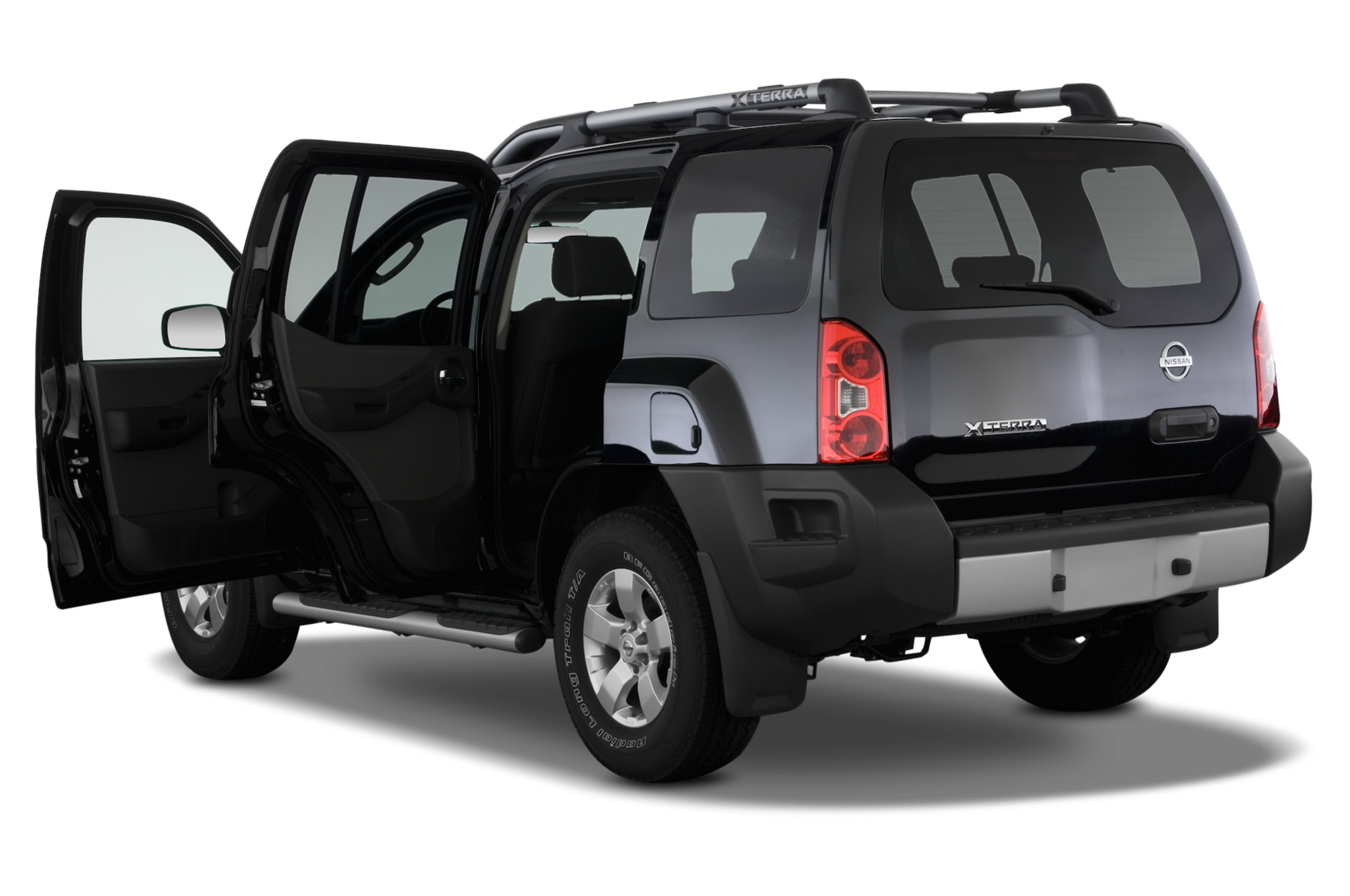 Nissan Xterra II Restyling 2008 - 2015 SUV 5 door #7