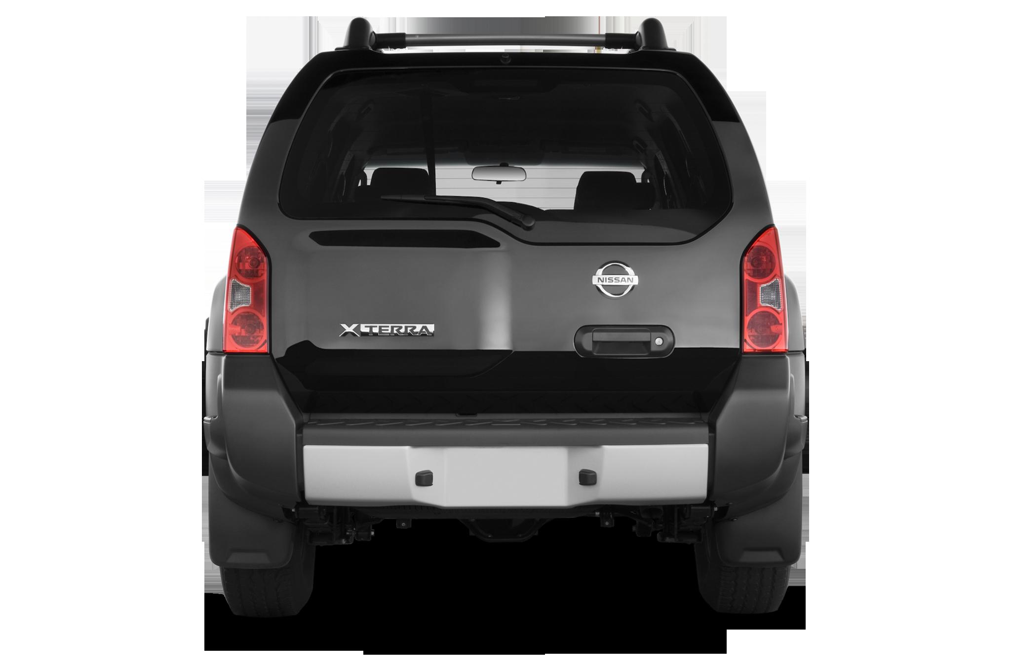 Nissan Xterra II Restyling 2008 - 2015 SUV 5 door #5