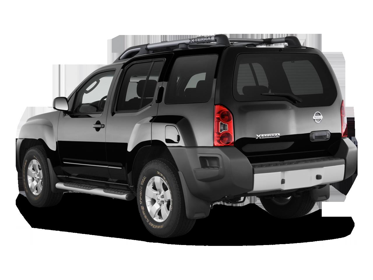 Nissan Xterra II Restyling 2008 - 2015 SUV 5 door #6