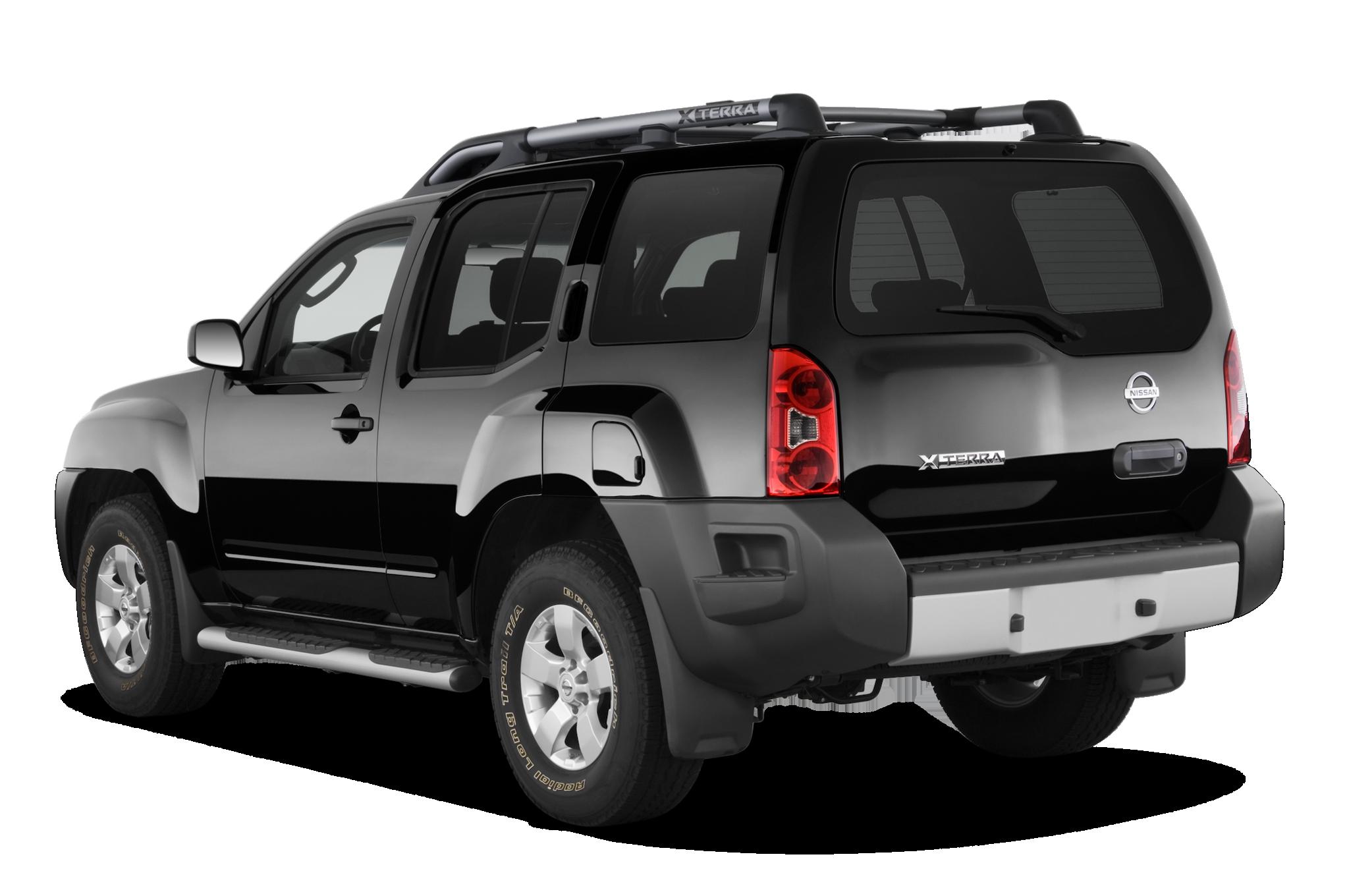 Nissan Xterra II Restyling 2008 - 2015 SUV 5 door #2