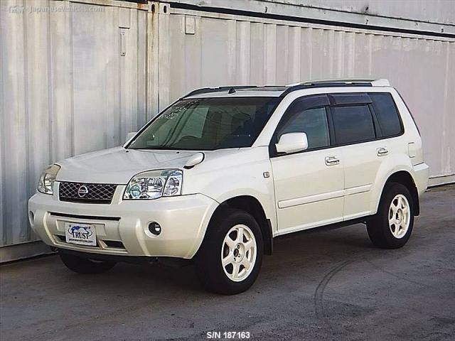 Nissan X-Trail I 2000 - 2007 SUV 5 door #3