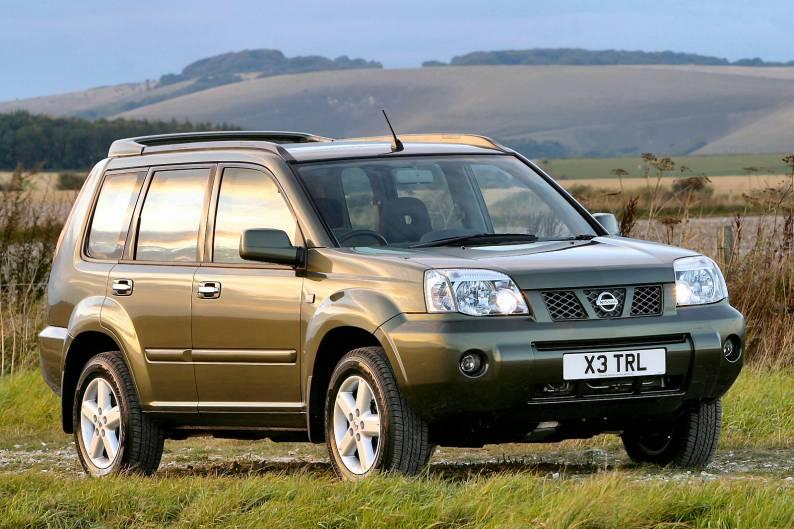 Nissan X-Trail I 2000 - 2007 SUV 5 door #2