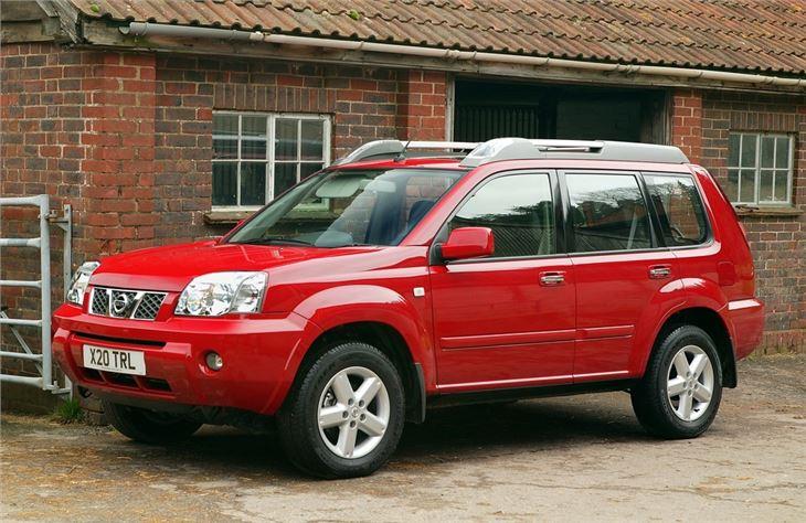 Nissan X-Trail I 2000 - 2007 SUV 5 door #5