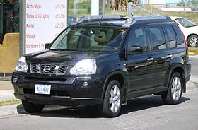 Nissan X-Trail I 2000 - 2007 SUV 5 door #8