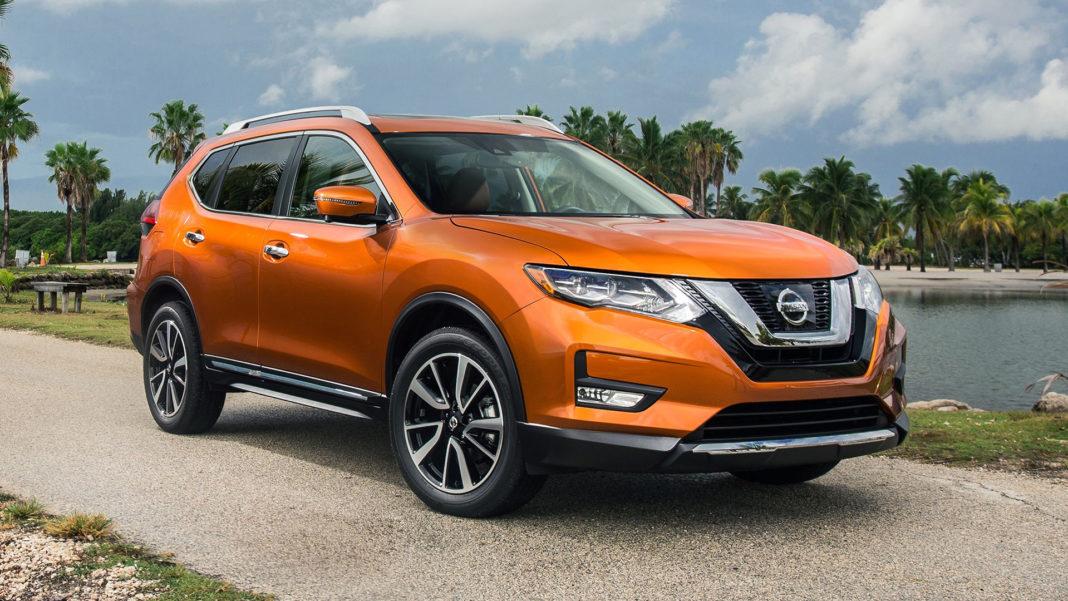 Nissan X-Trail III Restyling 2017 - now SUV 5 door #6
