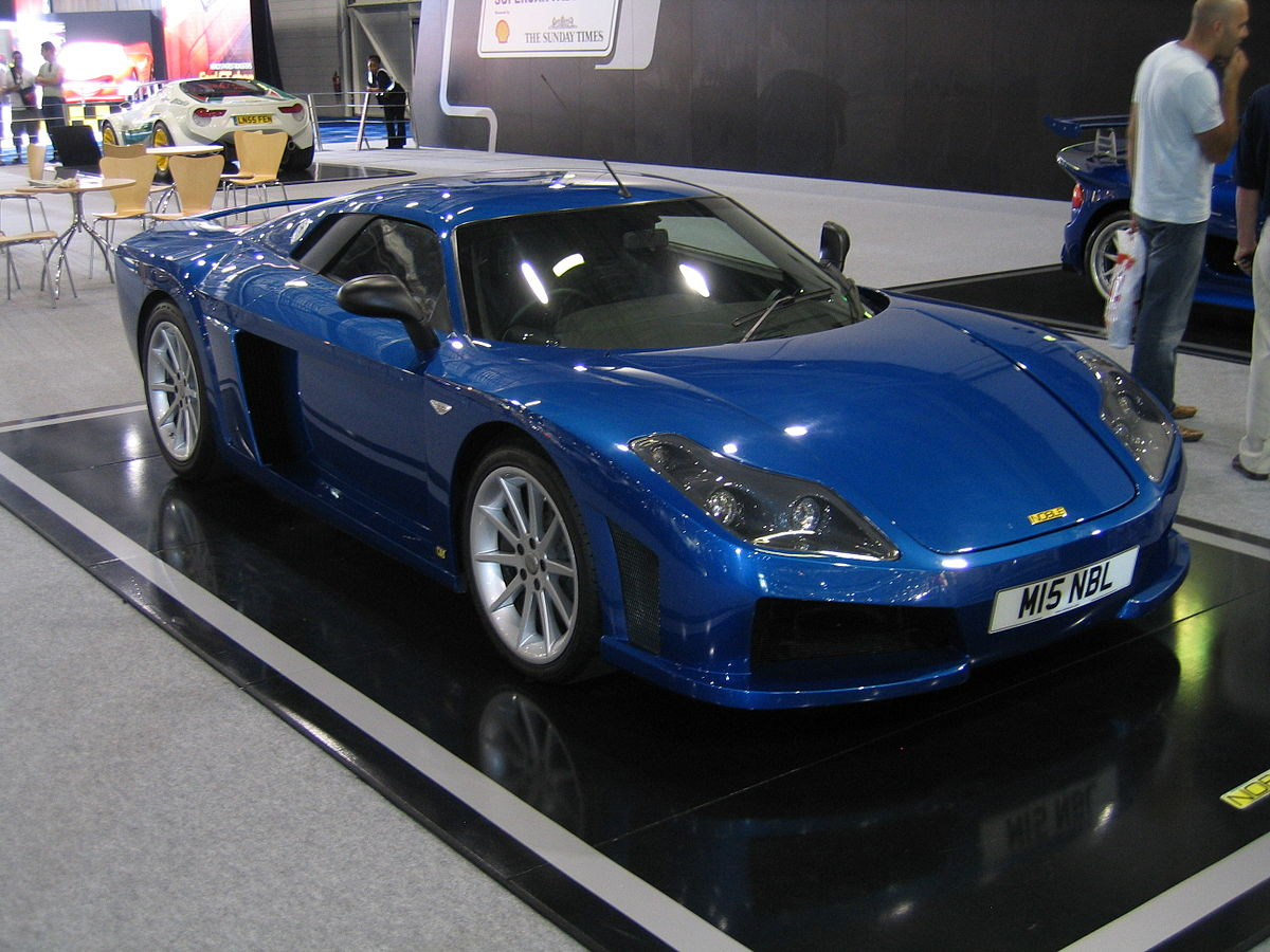Noble M15 2006 - now Roadster #1