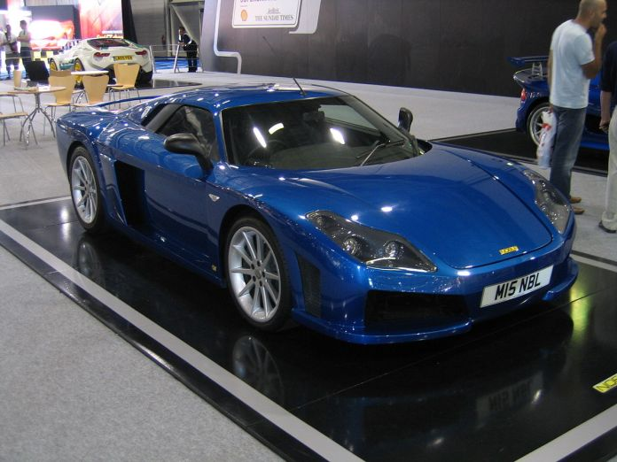 Noble M15 2006 - now Roadster #4