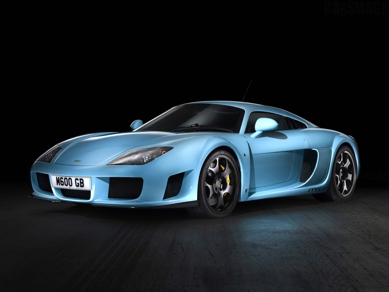 Noble M600 2010 - now Coupe #3