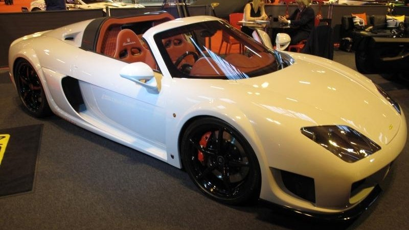 Noble M600 2010 - now Coupe #7