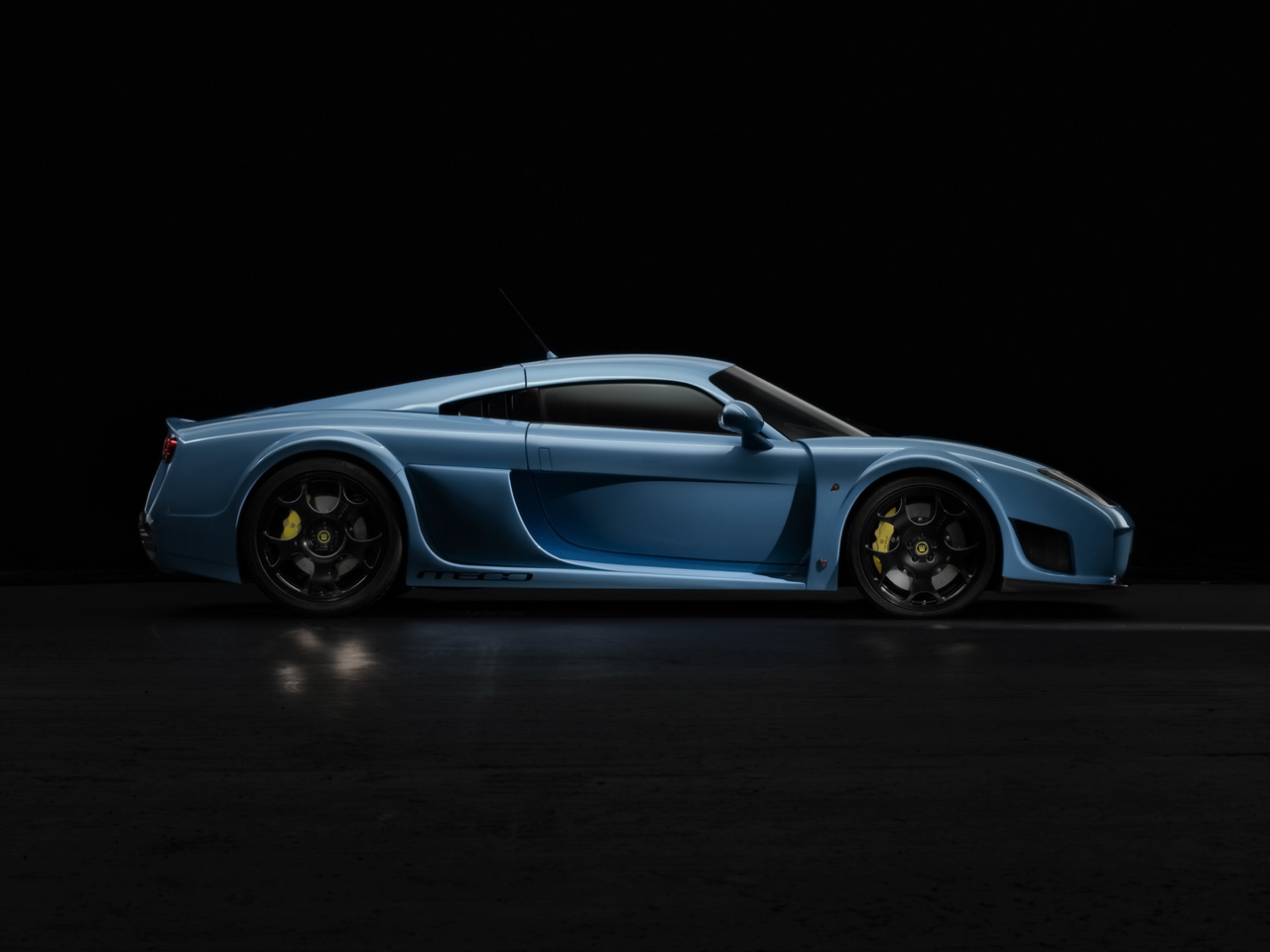 Noble M600 2010 - now Coupe #6
