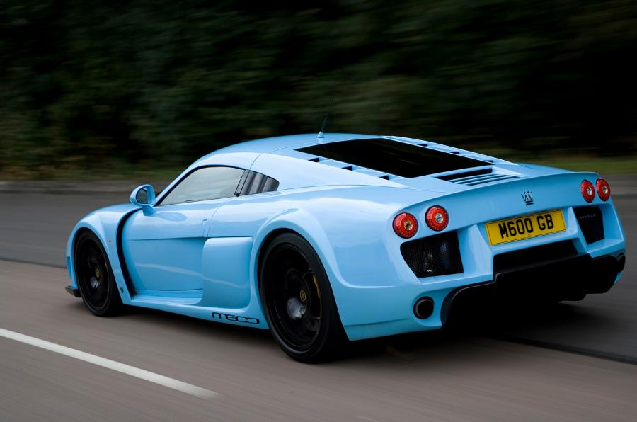 Noble M600 2010 - now Coupe #8