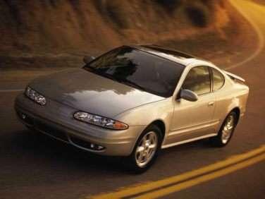 Oldsmobile Alero 1998 - 2004 Sedan #4