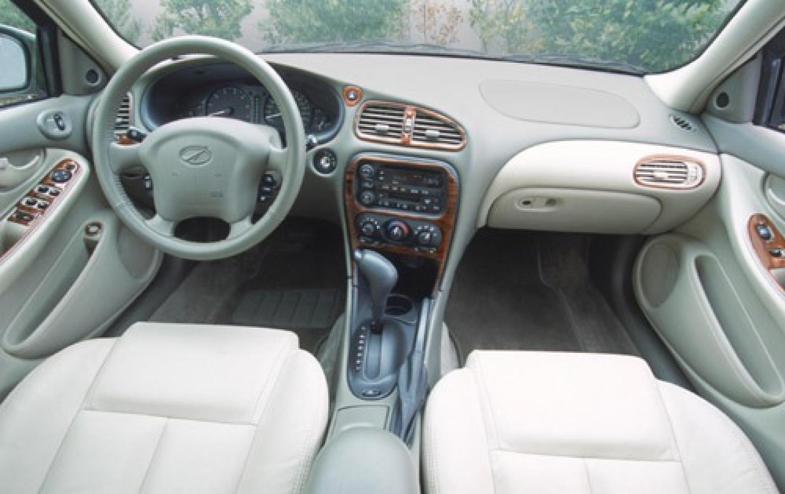 Oldsmobile Intrigue 1998 - 2002 Sedan #6