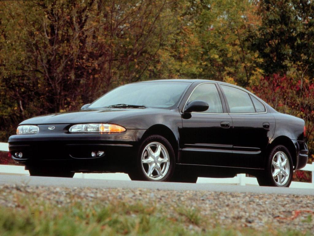 Oldsmobile Alero 1998 - 2004 Sedan #3