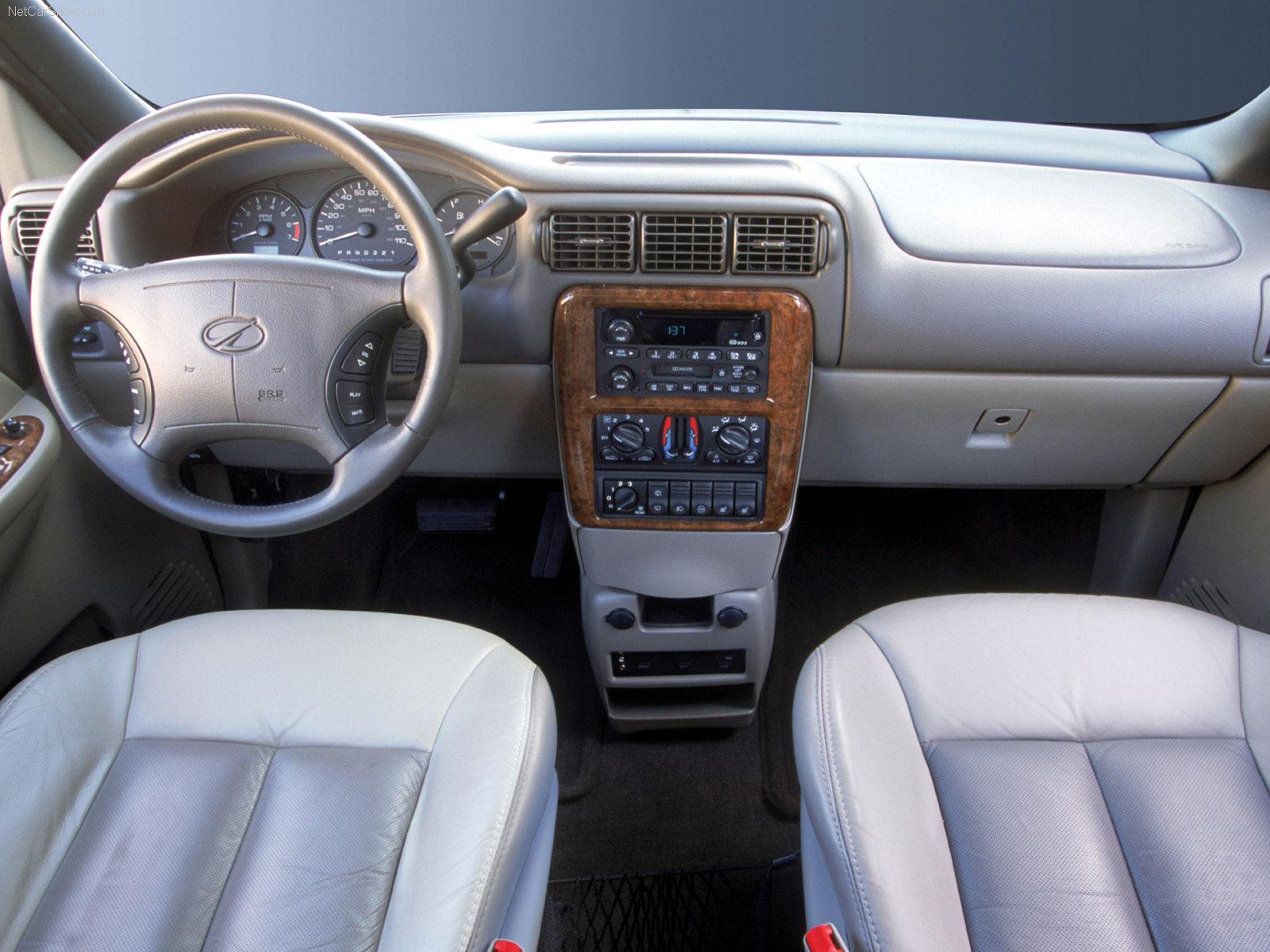 Oldsmobile Alero 1998 - 2004 Sedan #5