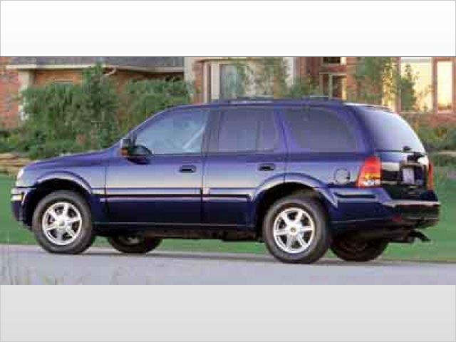 Oldsmobile Bravada II 1995 - 2001 SUV 5 door #2