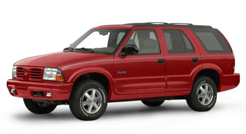 Oldsmobile Bravada III 2001 - 2004 SUV 5 door #4