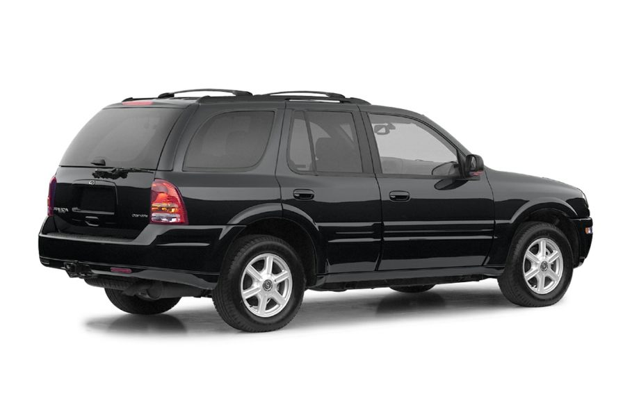 Oldsmobile Bravada III 2001 - 2004 SUV 5 door #7