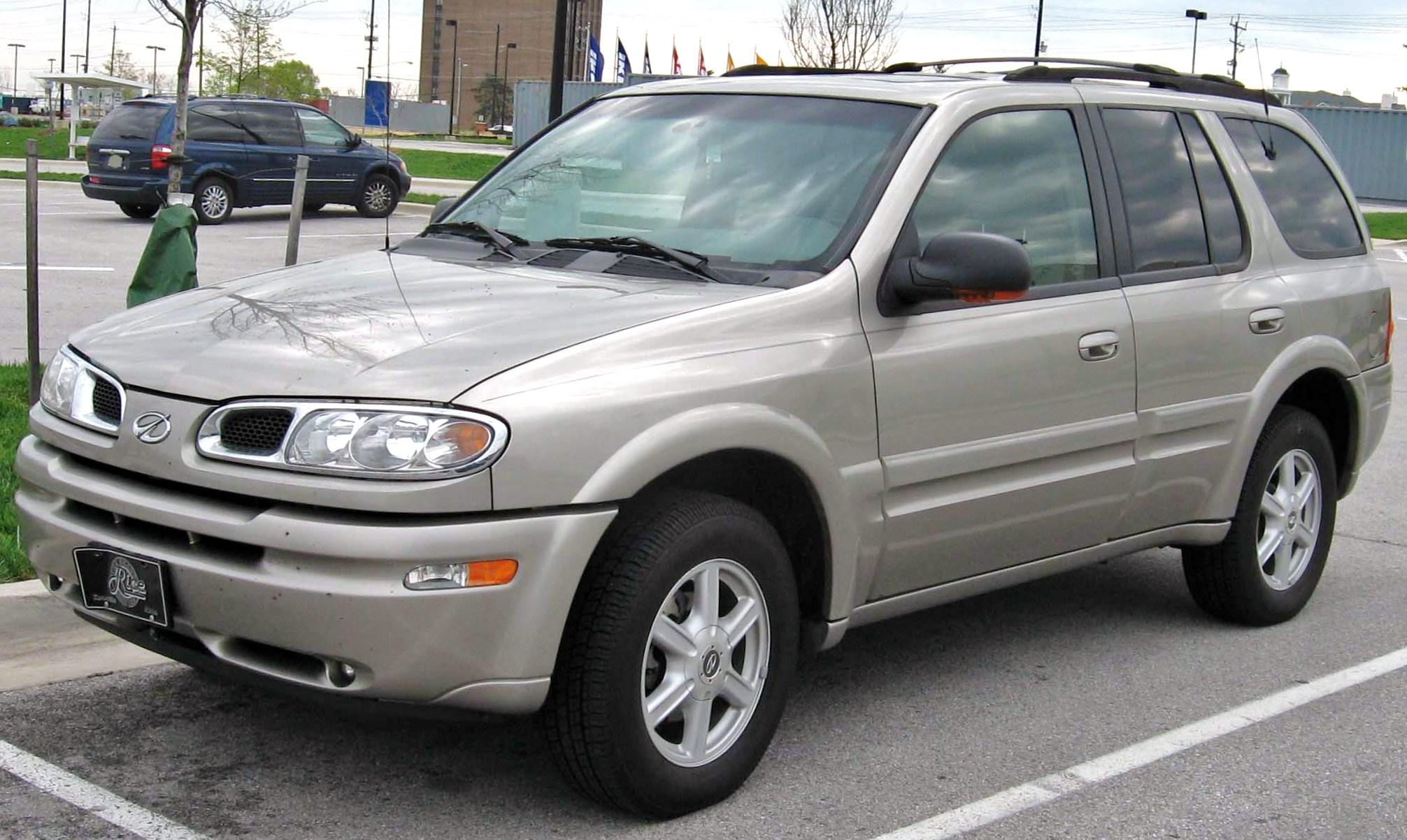 Oldsmobile Bravada III 2001 - 2004 SUV 5 door #6