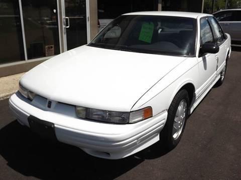 Oldsmobile Cutlass Calais 1984 - 1991 Coupe #5