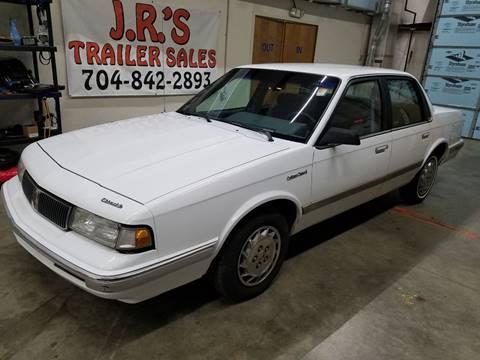 Oldsmobile Cutlass Ciera 1981 - 1996 Coupe #2
