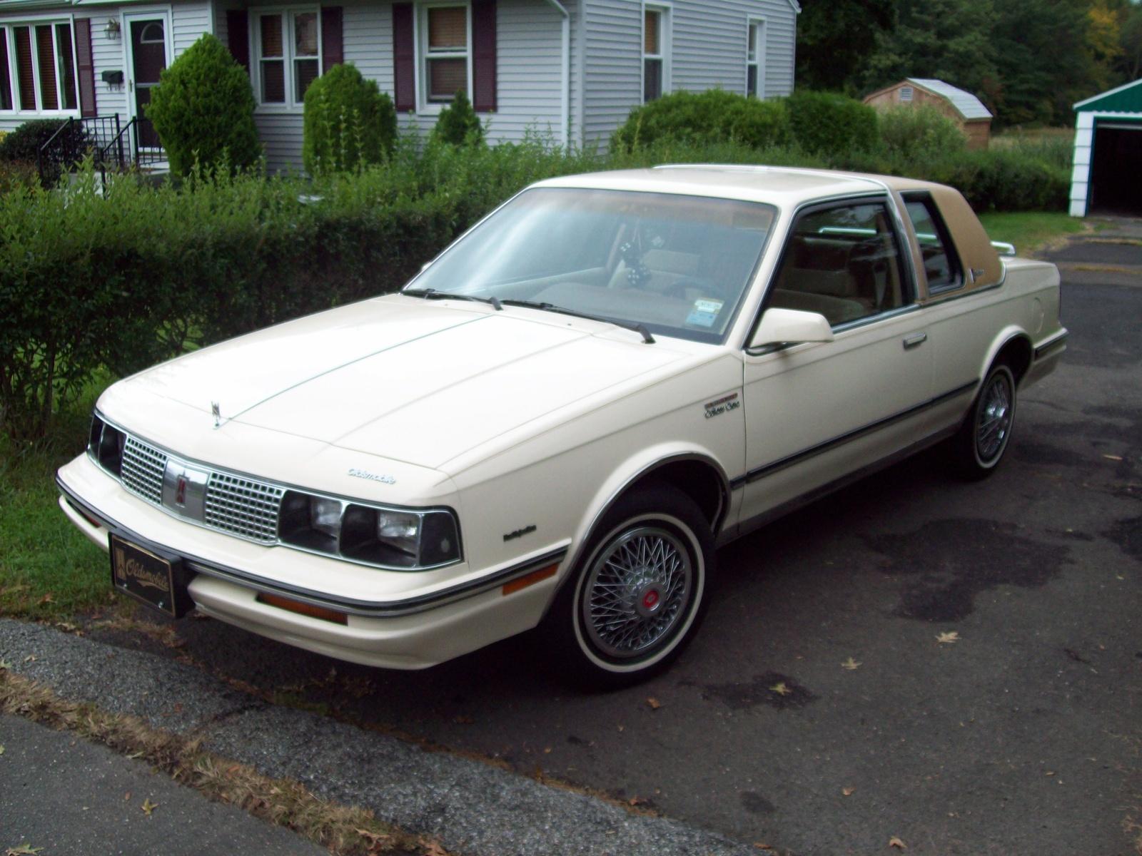 Oldsmobile Cutlass Ciera 1981 - 1996 Coupe #5