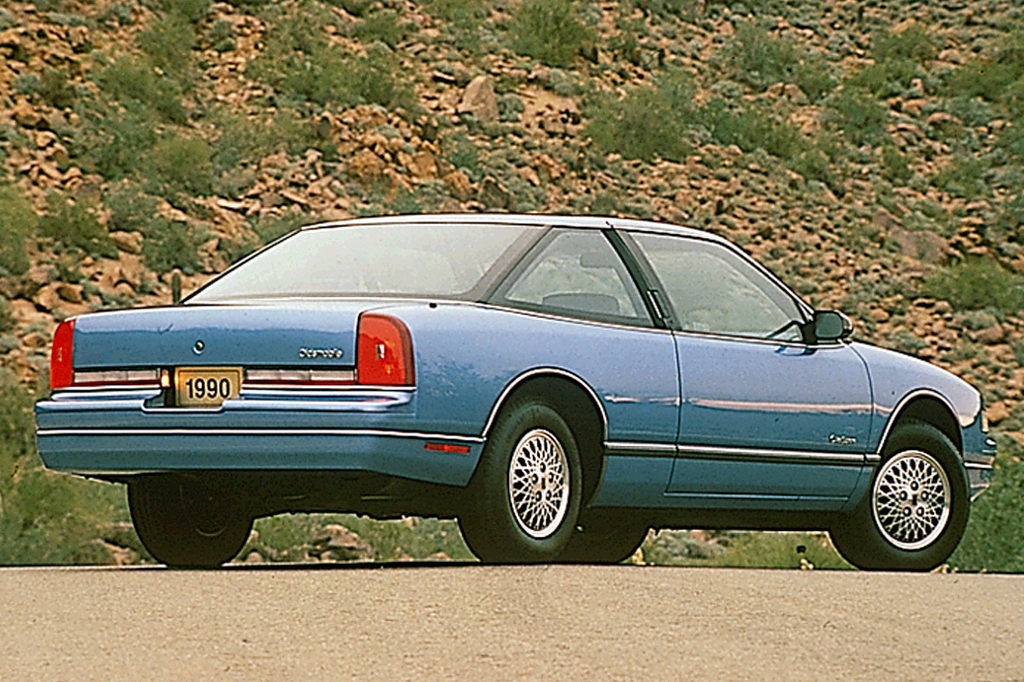Oldsmobile Cutlass Supreme 1988 - 1997 Cabriolet #4