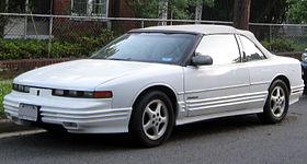 Oldsmobile Cutlass Supreme 1988 - 1997 Cabriolet #8