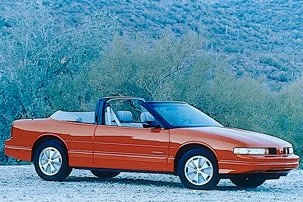 Oldsmobile Cutlass Supreme 1988 - 1997 Cabriolet #6