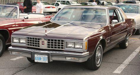 Oldsmobile Eighty-Eight IX 1986 - 1991 Coupe #8