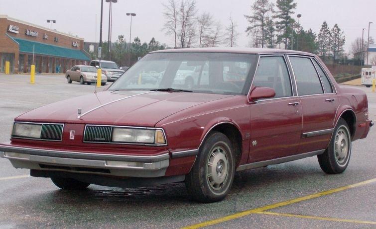 Oldsmobile Eighty-Eight IX 1986 - 1991 Coupe #3