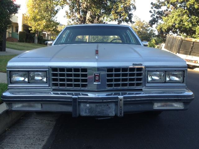 Oldsmobile Ninety-Eight IX 1977 - 1984 Coupe #8
