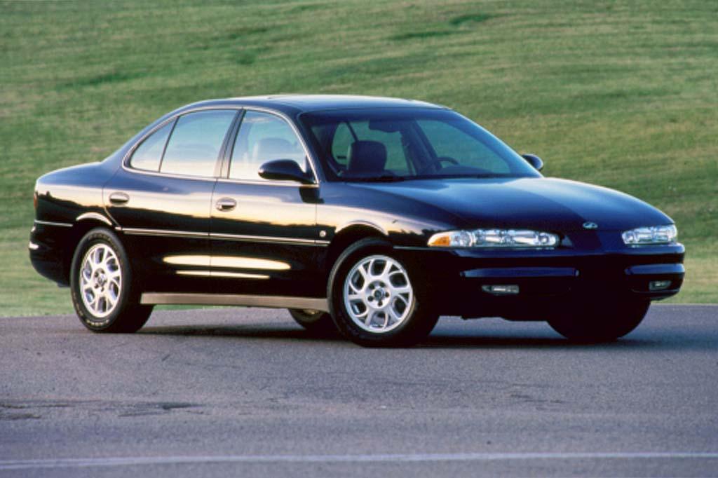 Oldsmobile Intrigue 1998 - 2002 Sedan #2