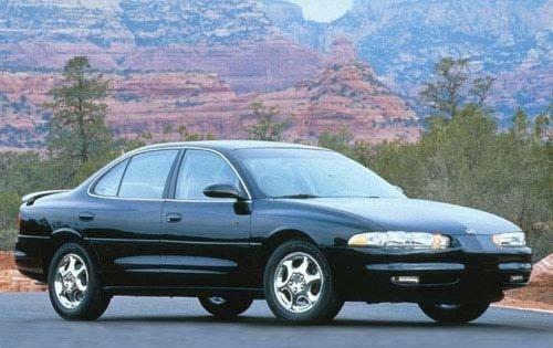 Oldsmobile Intrigue 1998 - 2002 Sedan #3