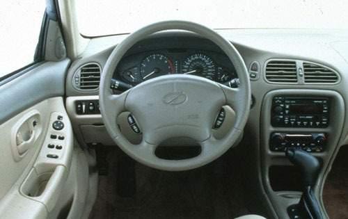 Oldsmobile Intrigue 1998 - 2002 Sedan #7