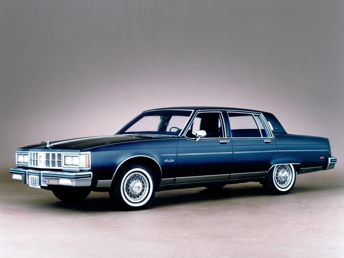 Oldsmobile Ninety-Eight IX 1977 - 1984 Coupe #3