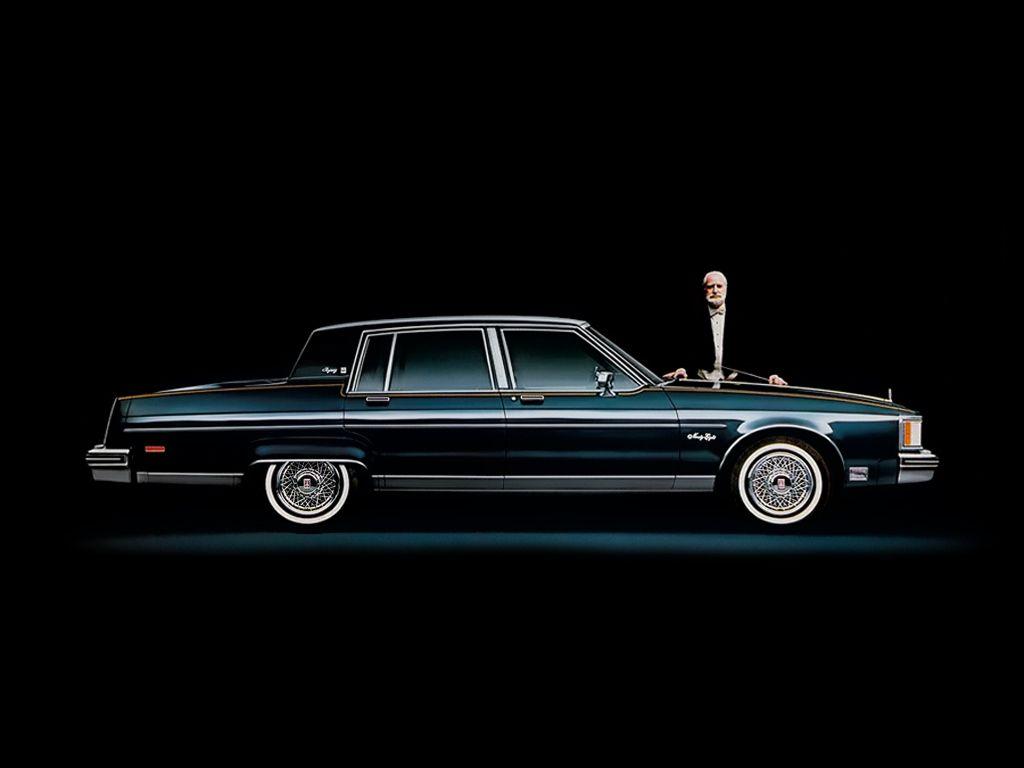 Oldsmobile Ninety-Eight IX 1977 - 1984 Coupe #2