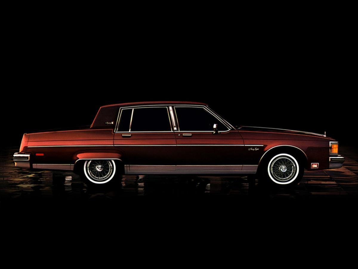 Oldsmobile Ninety-Eight IX 1977 - 1984 Sedan #6