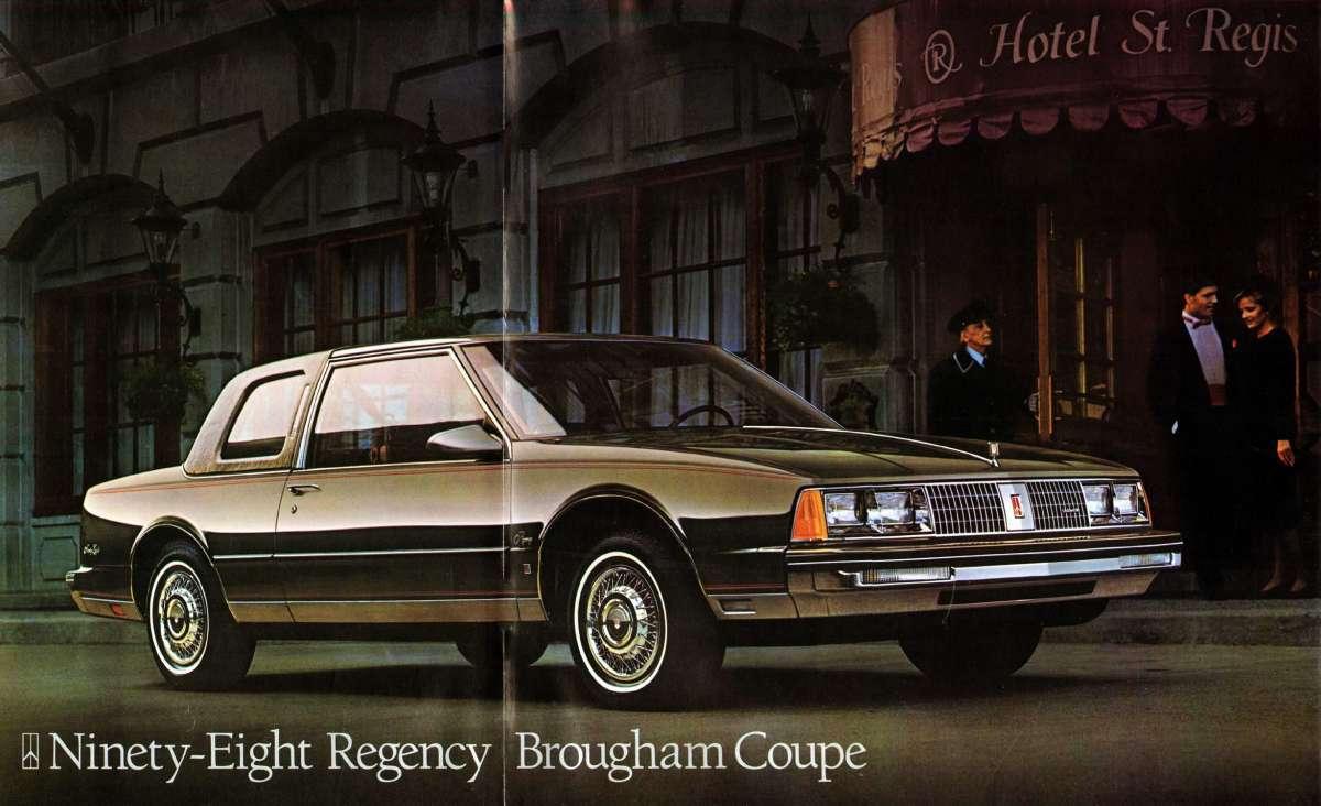 Oldsmobile Ninety-Eight X 1985 - 1990 Sedan #6