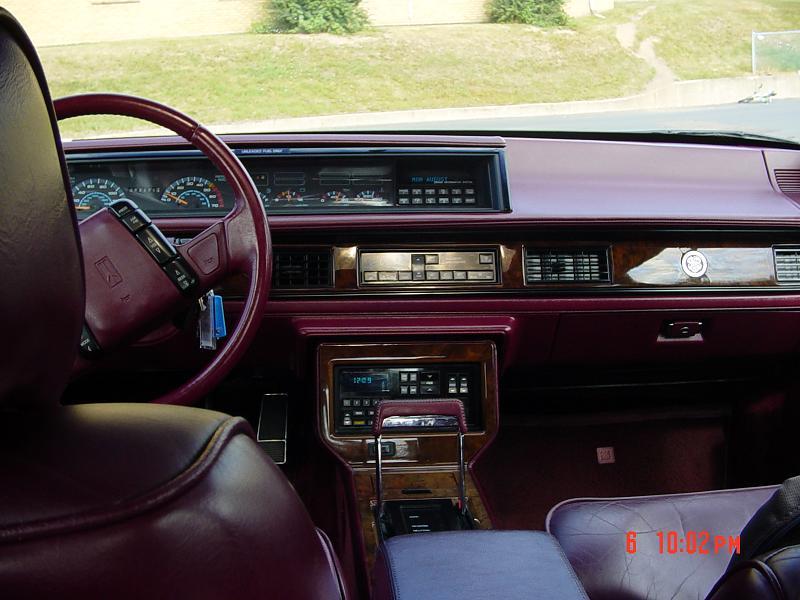 Oldsmobile Ninety-Eight X 1985 - 1990 Sedan #8