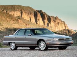 Oldsmobile Ninety-Eight XI 1991 - 1996 Sedan #6
