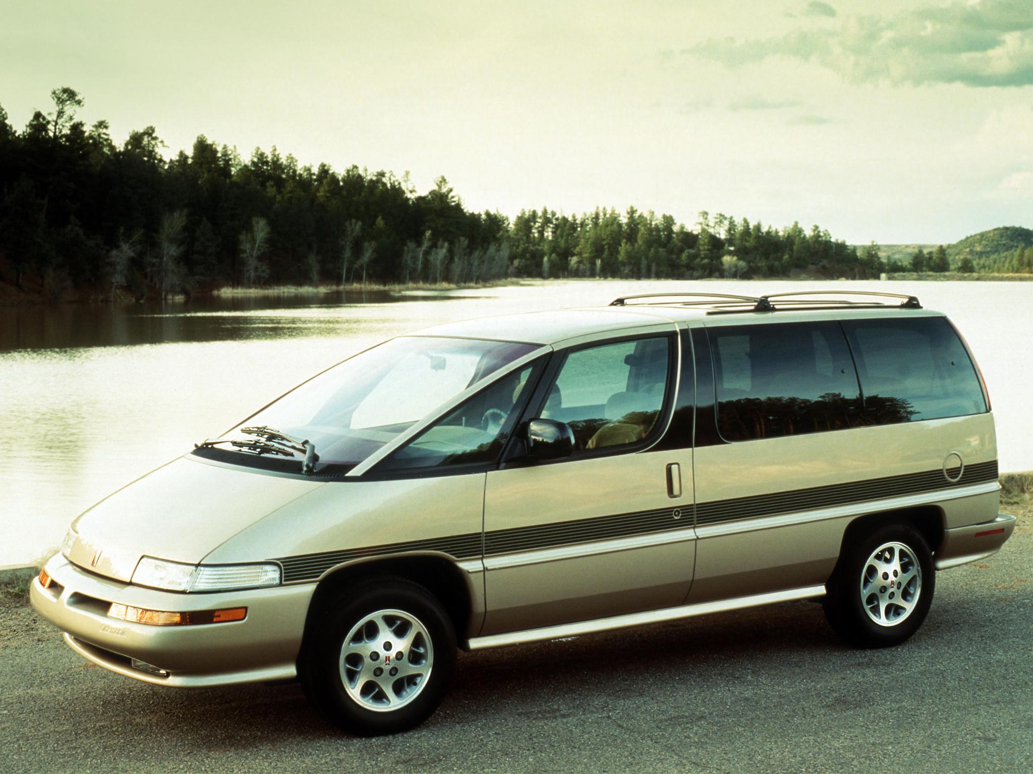 Oldsmobile Silhouette I 1989 - 1996 Minivan #3