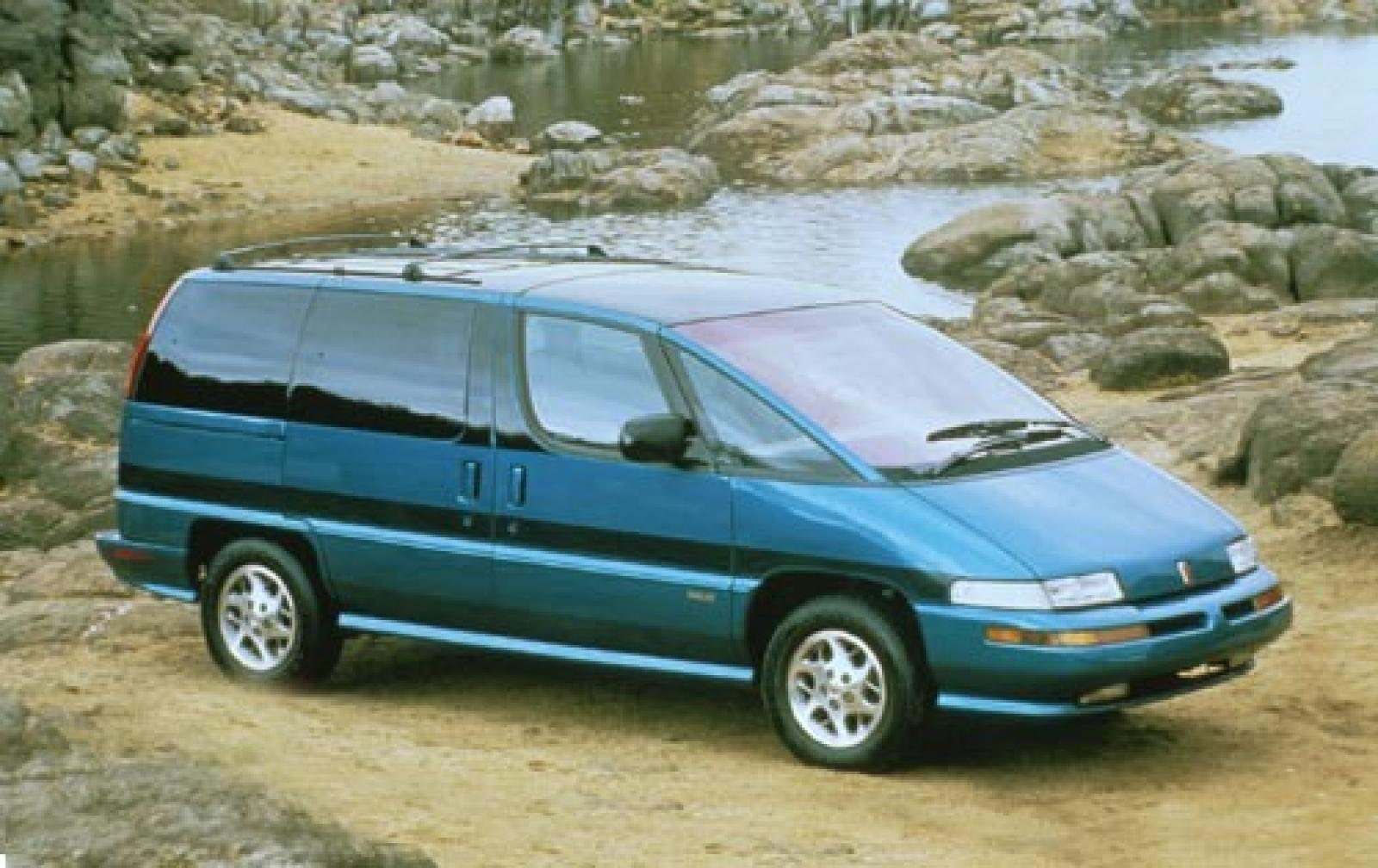 Oldsmobile Silhouette I 1989 - 1996 Minivan #4