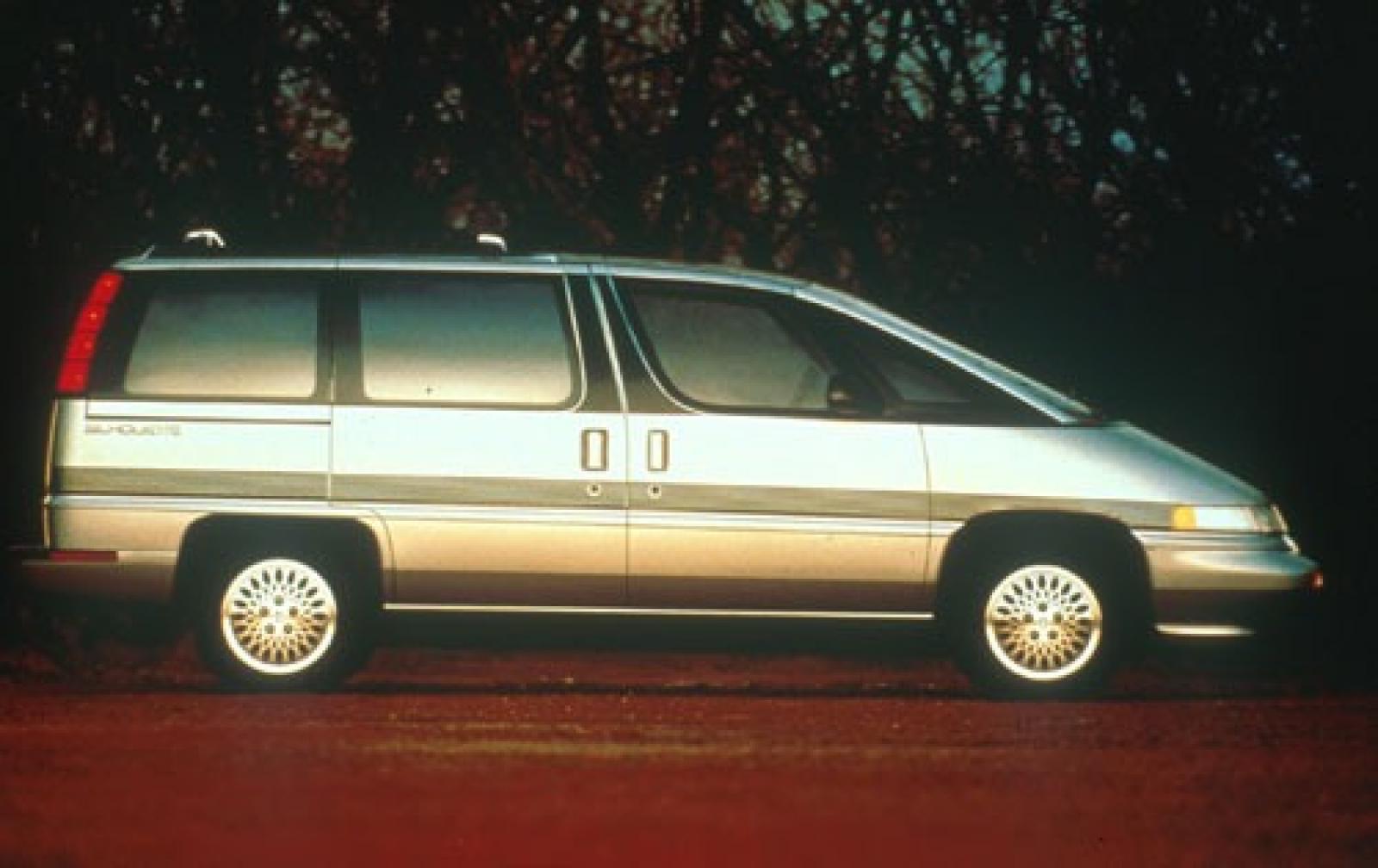Oldsmobile Silhouette I 1989 - 1996 Minivan #1
