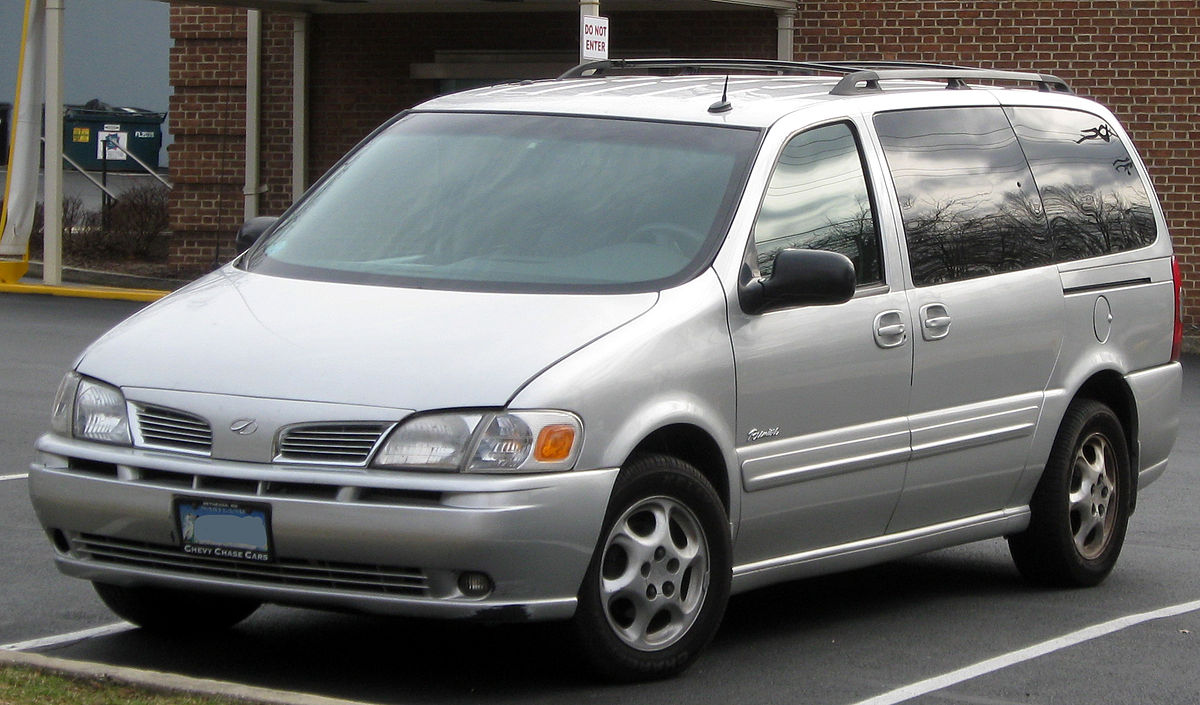 Oldsmobile Silhouette I 1989 - 1996 Minivan #5