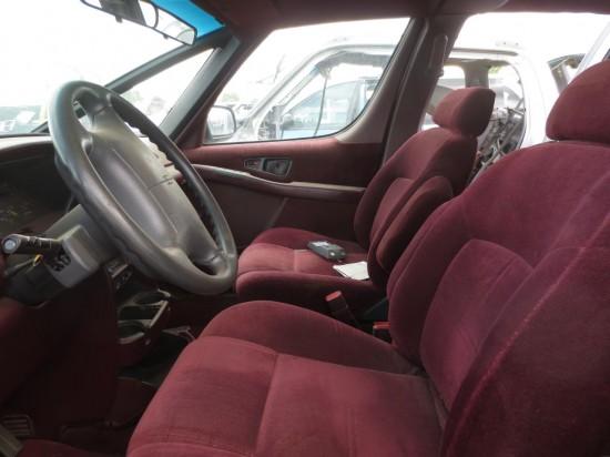 Oldsmobile Silhouette I 1989 - 1996 Minivan #6