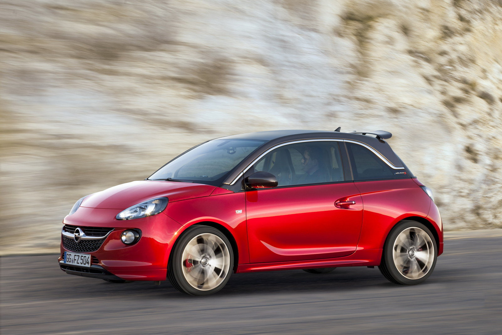 Opel Adam I 2014 - now Hatchback 3 door #5