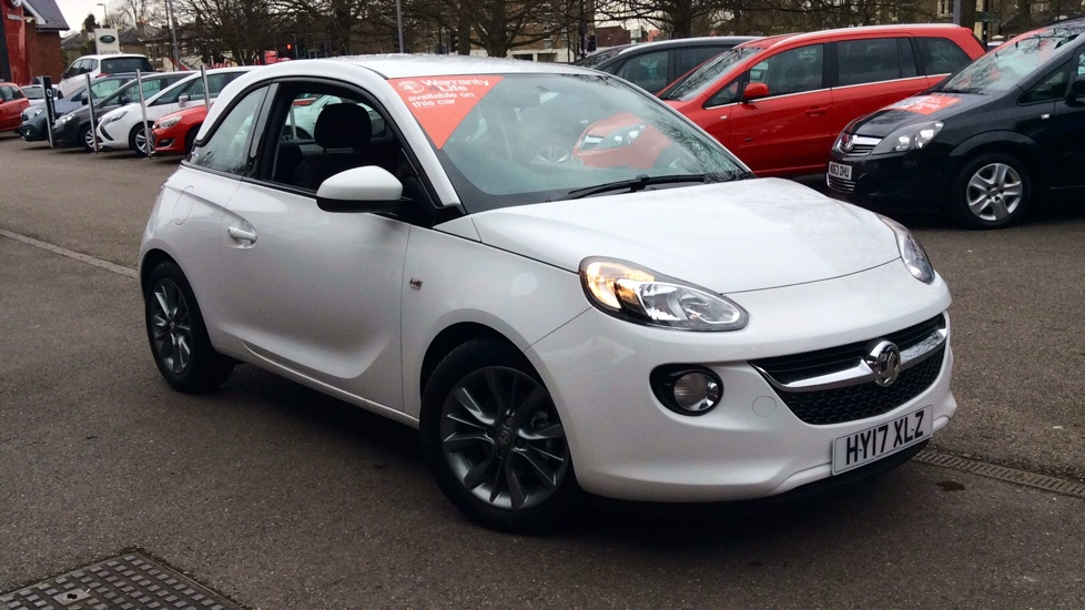 Opel Adam I 2014 - now Hatchback 3 door #7